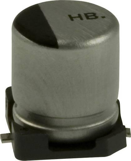 Elektrolit kondenzátor SMD 10 µF 25 V 20 % (Ø) 5 mm Panasonic EEV-HB1E100R 1 db