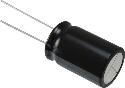 Elektrolit kondenzátor Radiális kivezetéssel 7.5 mm 15000 µF 10 V 20 % (Ø) 16 mm Panasonic EEU-HD1A153 1 db