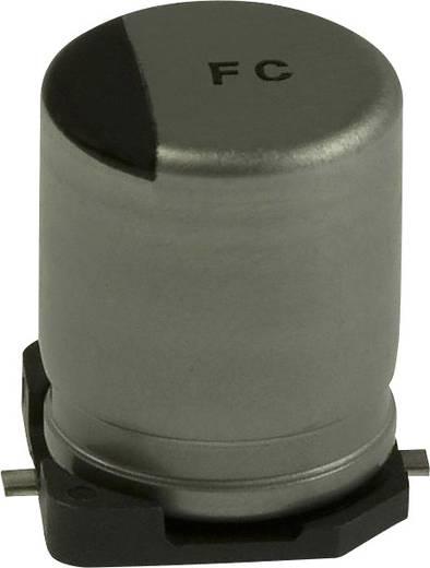 Elektrolit kondenzátor SMD 330 µF 6.3 V 20 % (Ø) 8 mm Panasonic EEV-FC0J331P 1 db