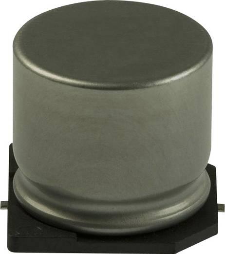 Elektrolit kondenzátor SMD 220 µF 100 V 20 % (Ø) 18 mm Panasonic EEE-FK2A221AM 1 db