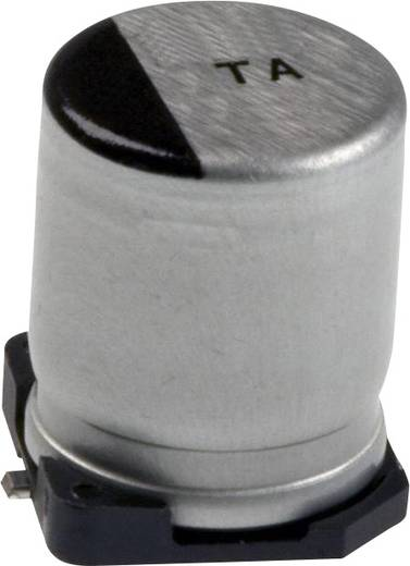 Elektrolit kondenzátor SMD 33 µF 50 V 20 % (Ø) 8 mm Panasonic EEV-TA1H330P 1 db