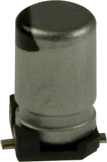 Elektrolit kondenzátor SMD 0.22 µF 50 V 20 % (Ø) 3 mm Panasonic EEE-1HSR22SR 1 db