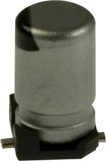 Elektrolit kondenzátor SMD 0.33 µF 50 V 20 % (Ø) 3 mm Panasonic ECE-V1HSR33SR 1 db
