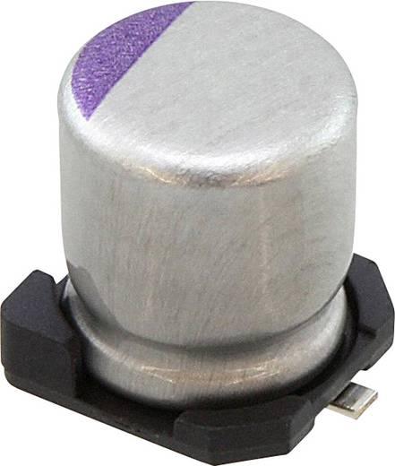 Elektrolit kondenzátor SMD 15 µF 16 V 20 % (Ø) 5 mm Panasonic 16SVP15M 1 db