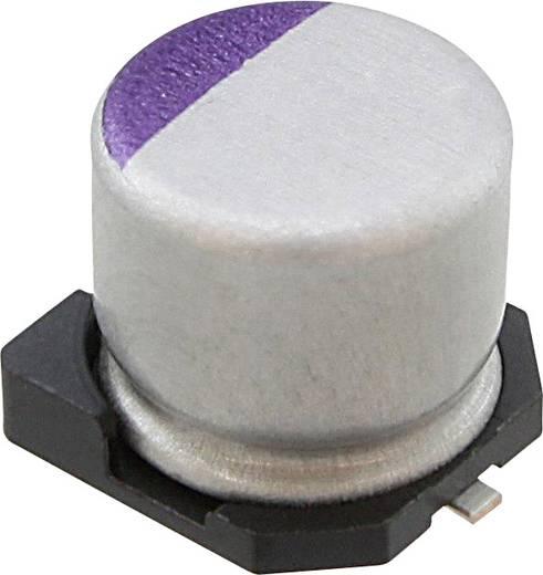 Elektrolit kondenzátor SMD 56 µF 25 V 20 % (Ø) 6.3 mm Panasonic 25SVPF56M 1 db