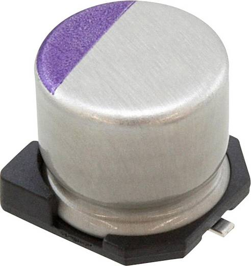 Elektrolit kondenzátor SMD 27 µF