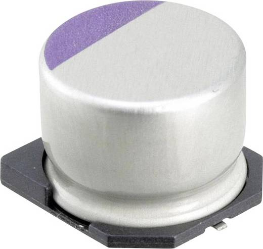 Elektrolit kondenzátor SMD 56 µF 25 V 20 % (Ø) 10 mm Panasonic 25SVP56M 1 db
