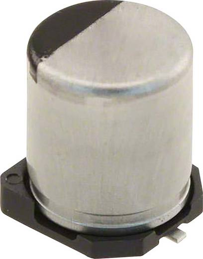 Elektrolit kondenzátor SMD 22 µF 63 V 20 % (Ø) 6.3 mm Panasonic EEH-ZA1J220XP 1 db