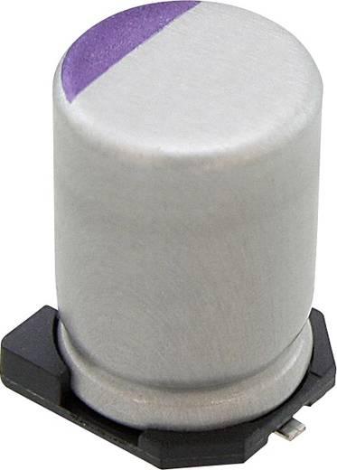 Elektrolit kondenzátor SMD 390 µF 20 V 20 % (Ø) 8 mm Panasonic 20SVPF390M 1 db