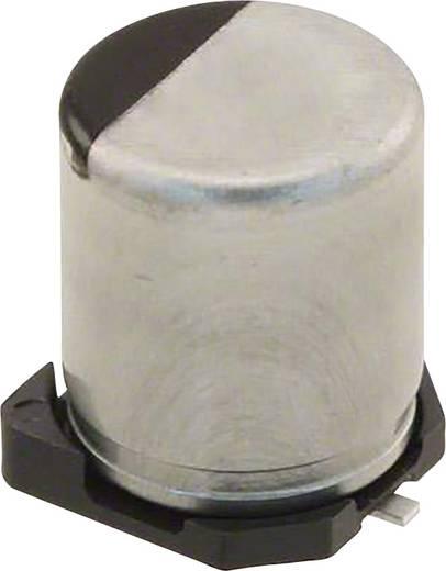 Elektrolit kondenzátor SMD 100 µF 25 V 20 % (Ø) 6.3 mm Panasonic EEH-ZC1E101XP 1 db