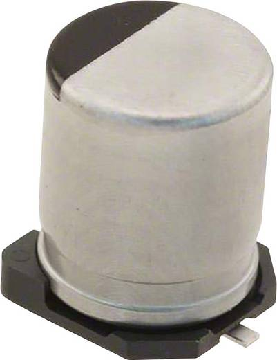 Elektrolit kondenzátor SMD 33 µF 63 V 20 % (Ø) 8 mm Panasonic EEH-ZA1J330P 1 db