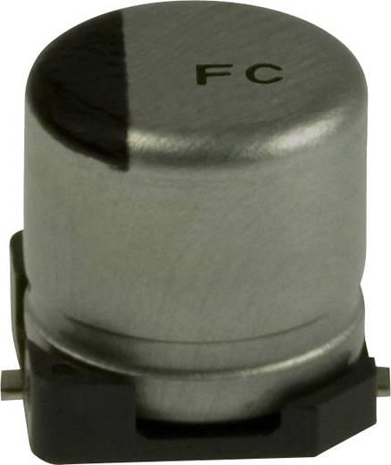 Elektrolit kondenzátor SMD 33 µF 10 V 20 % (Ø) 5 mm Panasonic EEV-FC1A330R 1 db