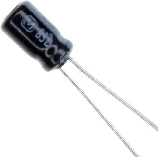 Elektrolit kondenzátor Radiális kivezetéssel 1.5 mm 22 µF 10 V 20 % (Ø) 4 mm Panasonic ECE-A1AKA220 1 db
