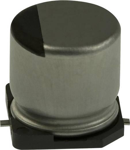 Elektrolit kondenzátor SMD 10 µF 25 V 20 % (Ø) 5 mm Panasonic EEE-HA1E100R 1 db