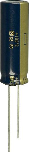 Elektrolit kondenzátor Radiális kivezetéssel 5 mm 3900 µF 10 V 20 % (Ø) 12.5 mm Panasonic EEU-FC1A392L 1 db