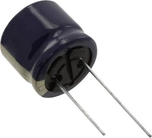 Elektrolit kondenzátor Radiális kivezetéssel 7.5 mm 12000 µF 10 V 20 % (Ø) 18 mm Panasonic EEU-FC1A123 1 db