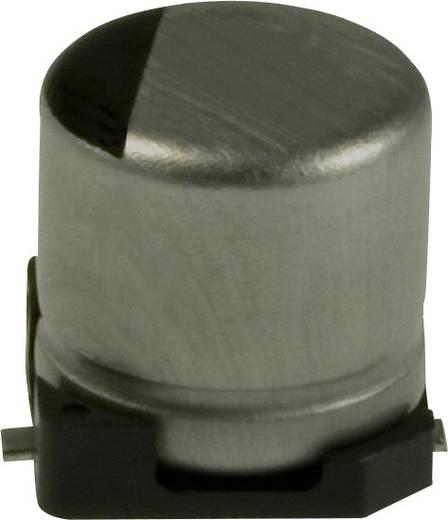 Elektrolit kondenzátor SMD 10 µF 25 V 20 % (Ø) 5 mm Panasonic EEE-1EA100SR 1 db