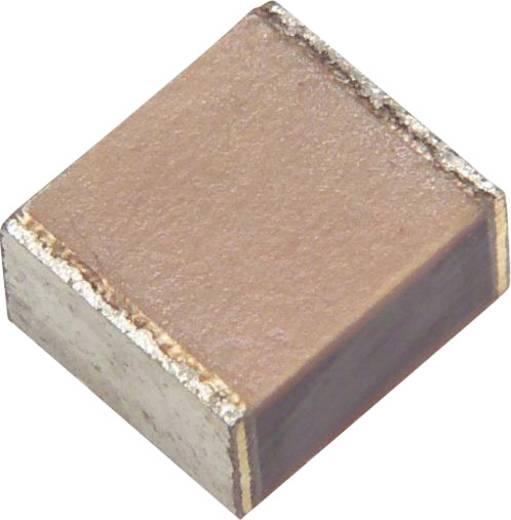 Fóliakondenzátor SMD 2825 0.22 µF 100 V/DC 5 % (H x Sz) 7.1 mm x 6.3 mm Panasonic ECH-U1224JCV 1 db