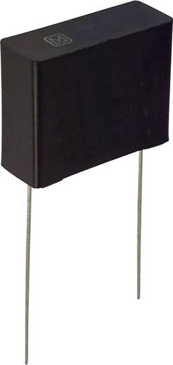 Fóliakondenzátor Radiális kivezetéssel 0.22 µF 275 V/AC 20 % 15 mm (H x Sz) 17.5 mm x 8 mm Panasonic ECQ-U2A224ML 1 db