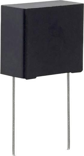Fóliakondenzátor Radiális kivezetéssel 0.82 µF