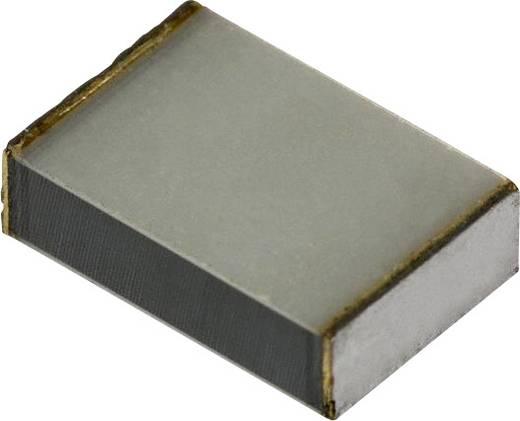 Fóliakondenzátor SMD 6039 1 µF 250 V/DC 10 % (H x Sz) 15.2 mm x 10 mm Panasonic ECW-U2105KCZ 1 db