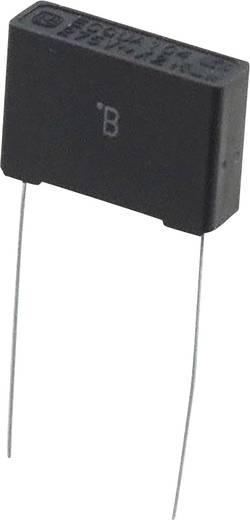 Fóliakondenzátor Radiális kivezetéssel 0.1 µF 275 V/AC 20 % 15 mm (H x Sz) 17.5 mm x 5 mm Panasonic ECQ-UAAF104M 1 db