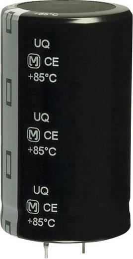 Elektrolit kondenzátor Snap-In 820 µF 350 V 20 % (Ø) 30 mm Panasonic EET-UQ2V821DA 1 db
