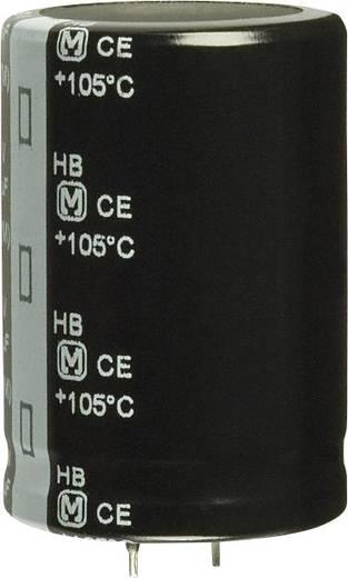 Elektrolit kondenzátor Snap-In 10 mm 2200 µF 200 V 20 % (Ø) 35 mm Panasonic ECO-S2DB222EA 1 db