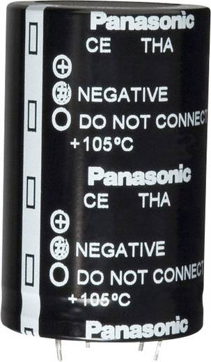 Elektrolit kondenzátor Snap-In 22.5 mm 3300