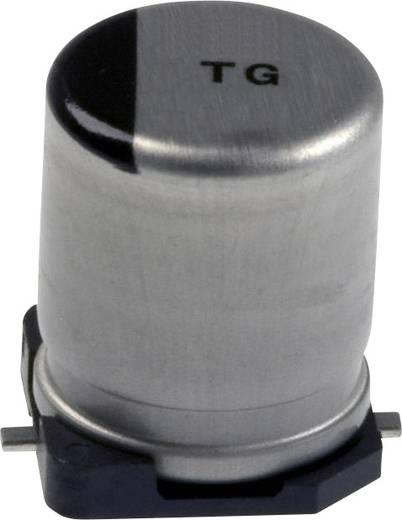 Elektrolit kondenzátor SMD 220 µF 10 V 20 % (Ø x H) 8 mm x 7.3 mm Panasonic EEV-TG1A221P 1 db