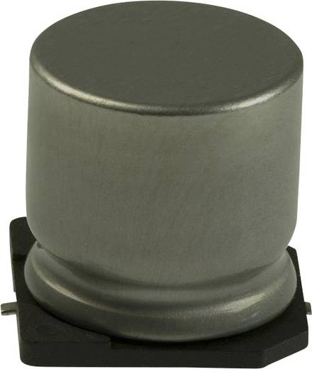 Elektrolit kondenzátor SMD 4700 µF 10 V 20 % (Ø) 16 mm Panasonic EEE-FK1A472AM 1 db