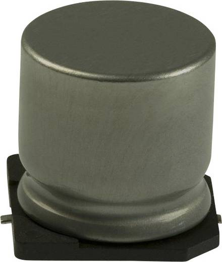Elektrolit kondenzátor SMD 4700 µF 10 V 20 % (Ø) 16 mm Panasonic EEV-FK1A472M 1 db