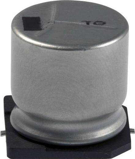 Elektrolit kondenzátor SMD 220 µF 80 V 20 % (Ø) 16 mm Panasonic EEV-TG1K221UM 1 db