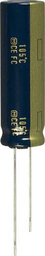 Elektrolit kondenzátor Radiális kivezetéssel 5 mm 820 µF 63 V 20 % (Ø) 12.5 mm Panasonic EEU-FC1J821L 1 db