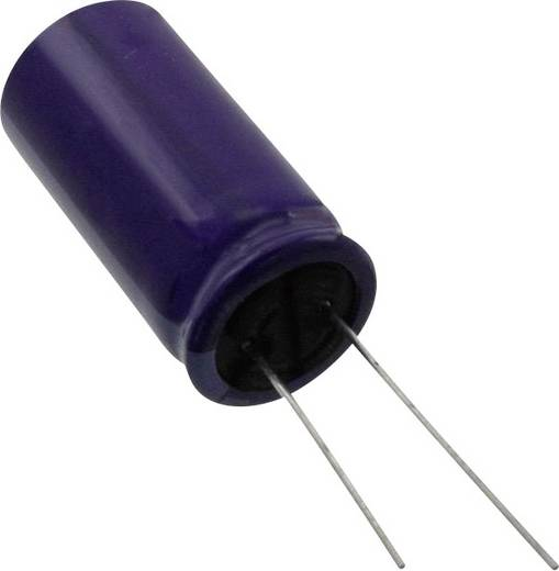 Elektrolit kondenzátor Radiális kivezetéssel 7.5 mm 220 µF 250 V 20 % (Ø) 18 mm Panasonic ECA-2EM221 1 db