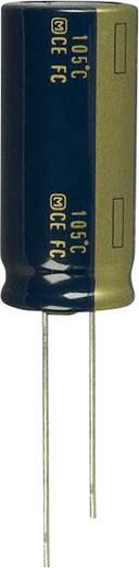 Elektrolit kondenzátor Radiális kivezetéssel 7.5 mm 3900 µF 25 V 20 % (Ø) 16 mm Panasonic EEU-FC1E392L 1 db