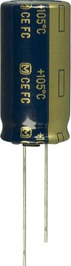 Elektrolit kondenzátor Radiális kivezetéssel 7.5 mm 4700 µF 16 V 20 % (Ø) 16 mm Panasonic EEU-FC1C472 1 db