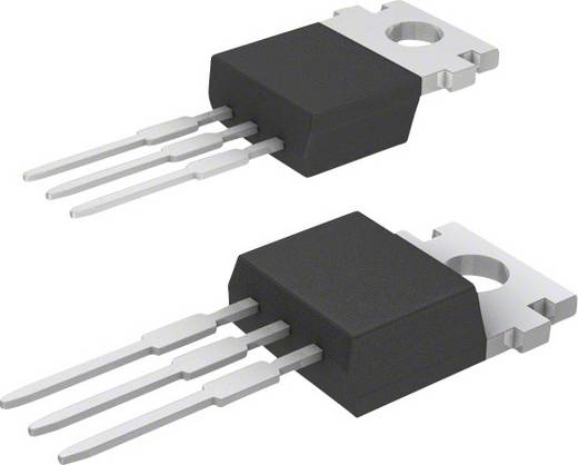 MOSFET (HEXFET /FETKY), N csatornás, ház típus:TO-220, I(D) 57 A, U(DS) 100 V, International Rectifier IRF3710