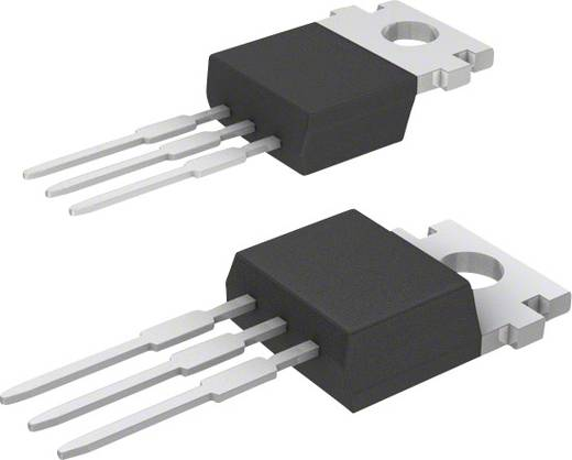 MOSFET, N csatornás, ház típus: TO-220, I(D) 92 A, U(DS) 40 V, International Rectifier IRL1004PBF