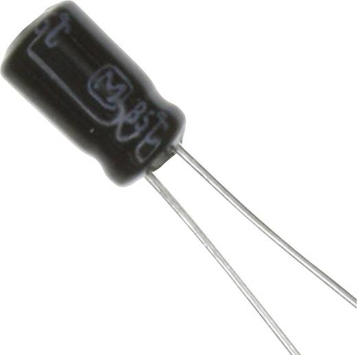 Elektrolit kondenzátor Radiális kivezetéssel 1.5 mm