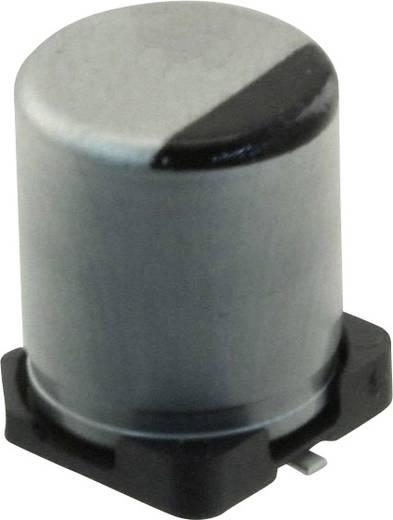 Elektrolit kondenzátor SMD 220 µF 25 V 20 % (Ø) 6.3 mm Panasonic EEE-FTE221XAP 1 db