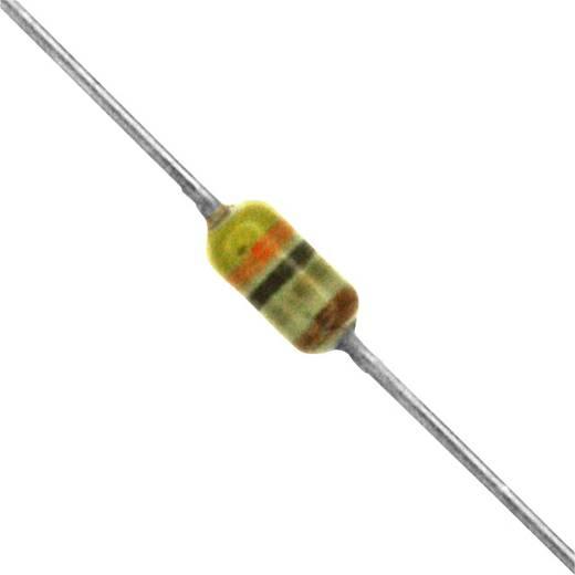 Fémréteg ellenállás 43 Ω Axiális kivezetéssel 0.25 W Panasonic ERO-S2PHF43R0 1 db