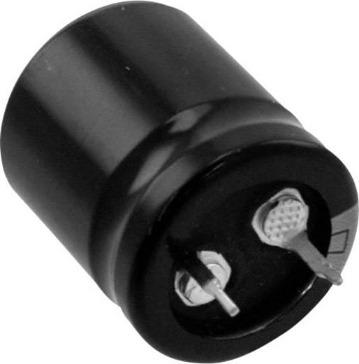 Elektrolit kondenzátor Snap-In 10 mm 5600 µF 25 V 20 % (Ø) 22 mm Panasonic ECO-S1EP562BA 1 db