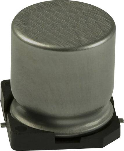 Elektrolit kondenzátor SMD 150 µF 80 V 20 % (Ø) 12.5 mm Panasonic EEV-FK1K151Q 1 db