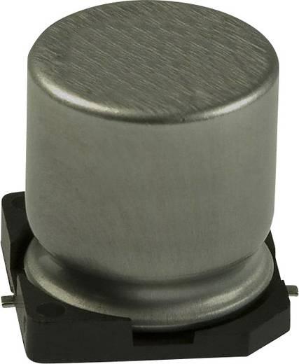 Elektrolit kondenzátor SMD 220 µF 63 V 20 % (Ø) 12.5 mm Panasonic EEE-FK1J221AQ 1 db