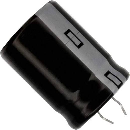 Elektrolit kondenzátor Snap-In 10 mm 8200 µ