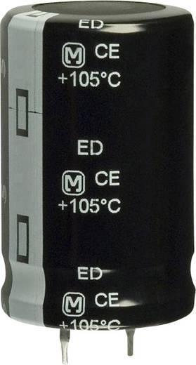 Elektrolit kondenzátor Snap-In 10 mm 150 µF 450 V 20 % (Ø x H) 25 mm x 7.3 mm Panasonic EET-ED2W151CA 1 db