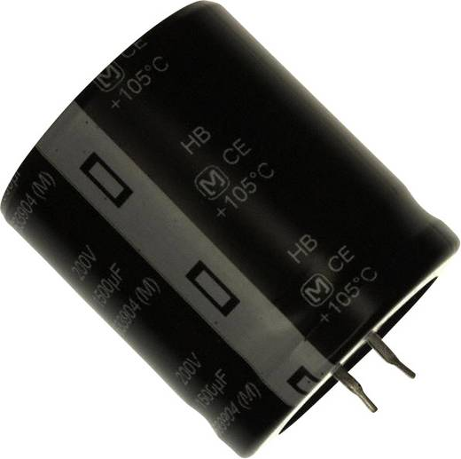 Elektrolit kondenzátor Snap-In 10 mm 1500 µ