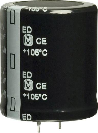 Elektrolit kondenzátor Snap-In 10 mm 330 µF