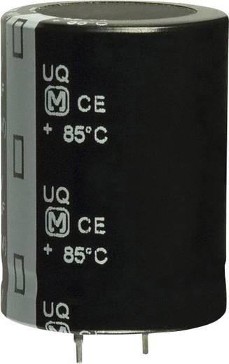 Elektrolit kondenzátor Snap-In 560 µF 350 V 20 % (Ø) 30 mm Panasonic EET-UQ2V561DA 1 db
